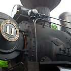 Shay Engine by searchlight