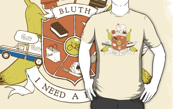 Bluth Family Crest by Edman