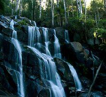 Toorongo Falls by cherryw