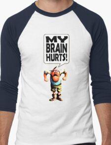 Mr. Gumby Men's Baseball ¾ T-Shirt
