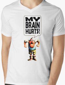 Mr. Gumby Mens V-Neck T-Shirt