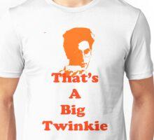 Twinkie Size Assesment  Unisex T-Shirt
