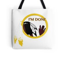 Washington Redskins logo Tote Bag