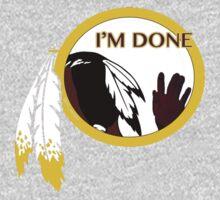 Washington Redskins logo Kids Tee