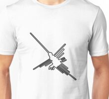 Nazca Humming bird Unisex T-Shirt