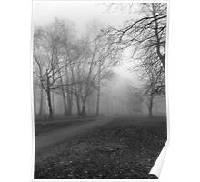 Misty April  Poster
