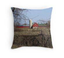 Natures Framing - Featured Photo Throw Pillow