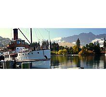 Queenstown New Zealand Photographic Print