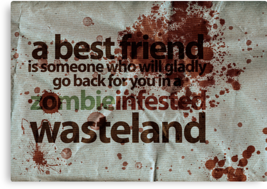 Zombie Infested Wasteland by Karl Gookey