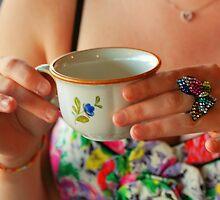 High Tea by Tracey Hampton