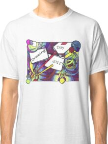 Drawing Day (calling card) Classic T-Shirt