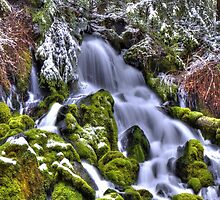 Clearwater Falls by LucyAbrao