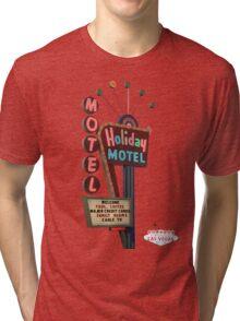 Motel Vegas Tri-blend T-Shirt