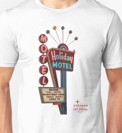 Motel Vegas Unisex T-Shirt