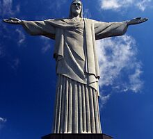 Christ the Redeemer by arteparada