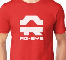 Wipeout Pulse - AG-System Logo Unisex T-Shirt