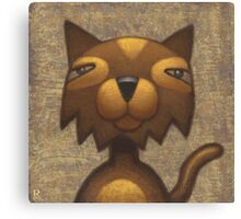 Mister Cool Cat Canvas Print
