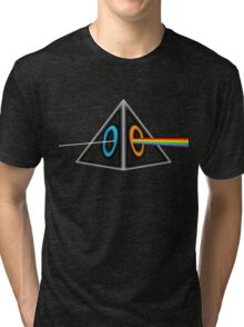 Dark Side of the M00n Tri-blend T-Shirt