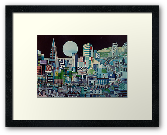 Night City by Sally Sargent