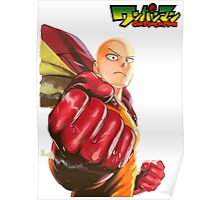Onepunch man Poster