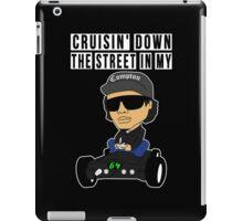 Hip Hop Funny Compton Rap Nintendo 64 iPad Case/Skin