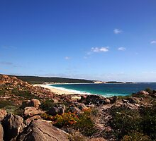 Late afternoon view down the Indian Ocean coast by georgieboy98