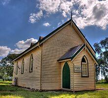 Kialla Church by Leigh Monk