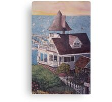 The Holly Hill House Canvas Print
