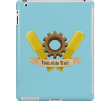 Tools of the Trade - Steampunk iPad Case/Skin