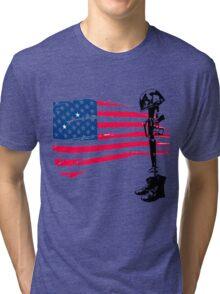 Fallen Soldier Tri-blend T-Shirt
