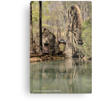 Grist Mill at Berry College Metal Print