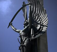 The Angel of War by Larry Lingard/Davis