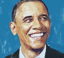 Obama by Chris Patton