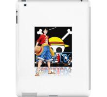 ONE PIECE LUFFY CASE iPad Case/Skin