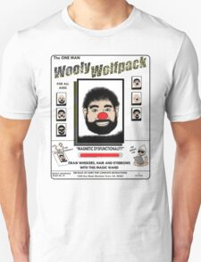 The One Man Wooly Wolfpack T-Shirt
