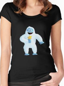 Bumbles Bounce Women's Fitted Scoop T-Shirt