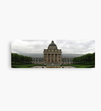 Munich Government  Canvas Print