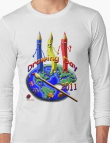 The World is a Palette of Colours T-Shirt