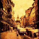 Zurich Street - 1968 by pennyswork