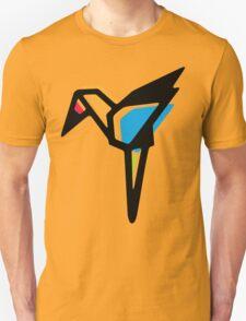 Rainbow Anigami Crane T-Shirt