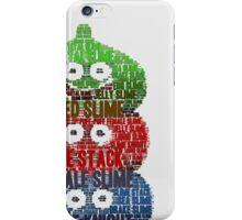 Slime Stack iPhone Case/Skin