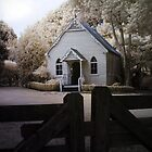 Little Chapel on the Hill by Kym Howard