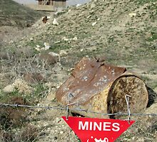 Danger! Mines! by Timothy Alberry