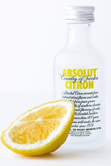 Absolut Citron by pauldwade