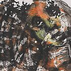 Face, Bernard Lacoque-97 by ArtLacoque