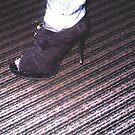 Sexy Shoe by Luisa Zajko
