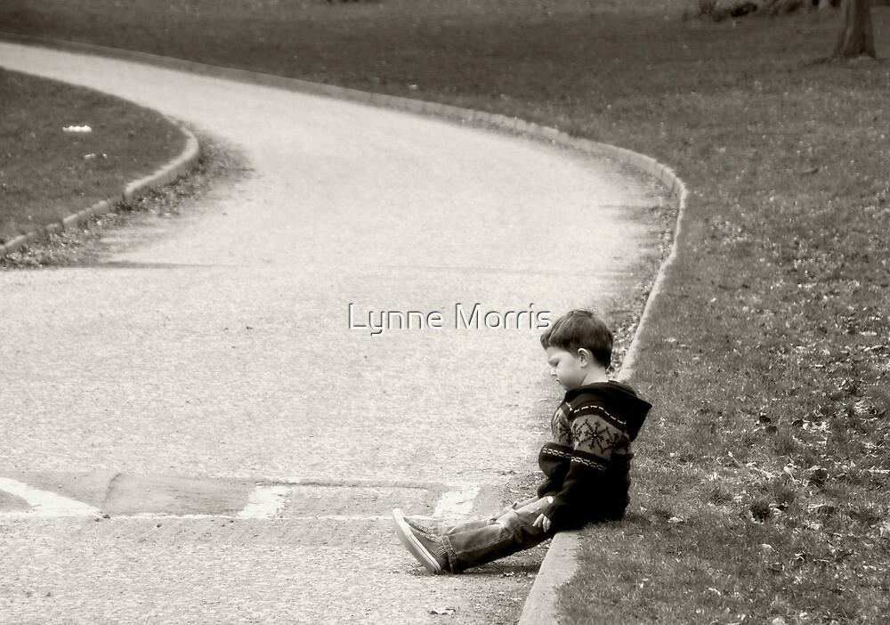 Enough Is Enough by Lynne Morris