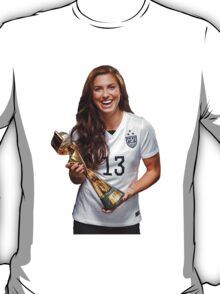 Alex Morgan - World Cup T-Shirt