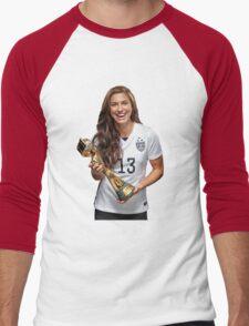 Alex Morgan - World Cup Men's Baseball ¾ T-Shirt