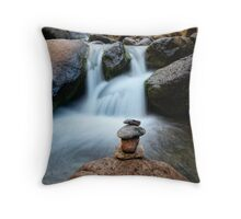 Place of Zen 2 Throw Pillow